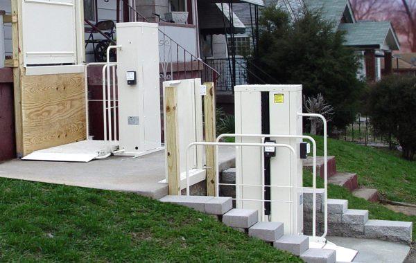 Mac's PL-50 & PL-50 w/ 90 degree exit platform