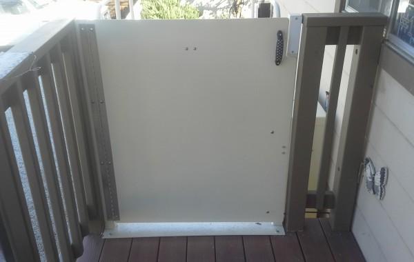 Mac's Top Landing Gate w/ interlock