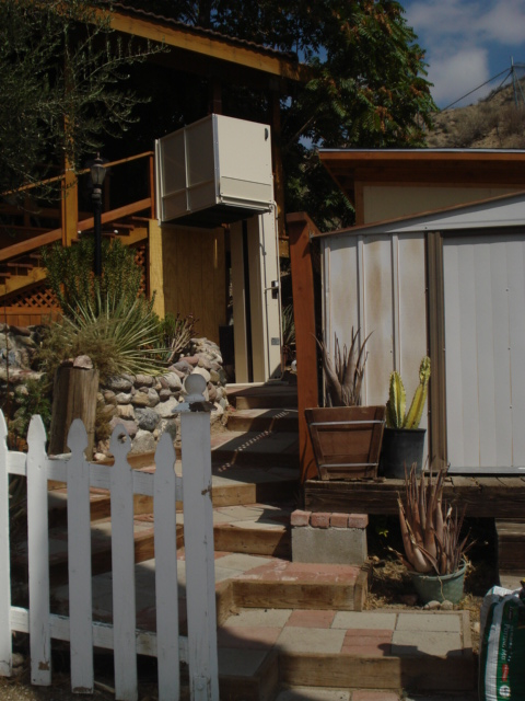 Mac's EVL-120 in Canyon Country, CA