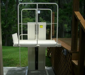 Mac's Vertical Home Lift PL-50