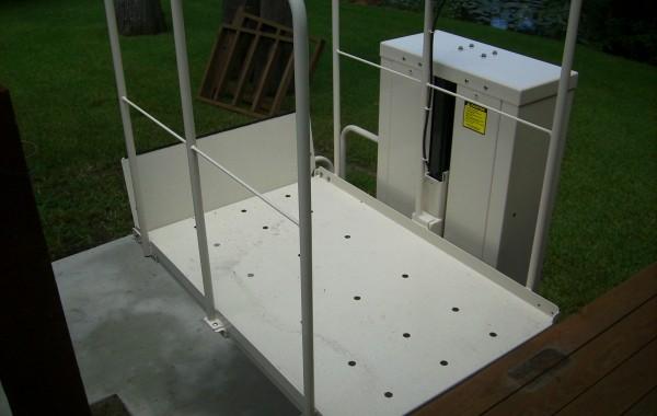 Mac's Vertical Home Lift PL-50