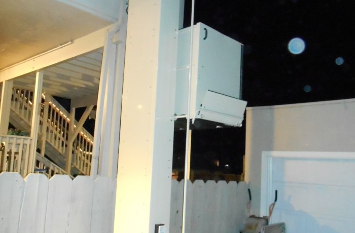 Mac's EVL-144 Extended Vertical Lift